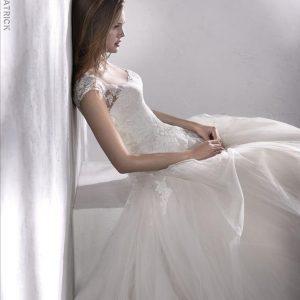 Vestido de novia Lileas
