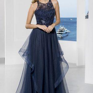 Vestido fiesta alma couture