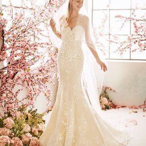 Vestido de novia Ammi