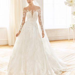 Vestido de novia Badajoz