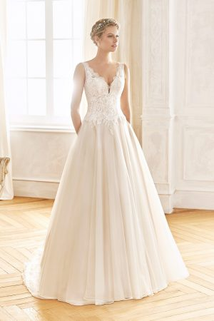 Vestido de novia Baza