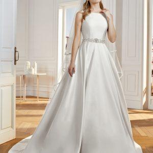 Vestido de novia Debussy