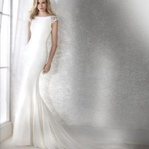 vestido de novia fiana