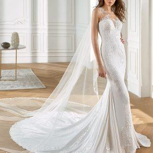 Vestido de novia Marbeau