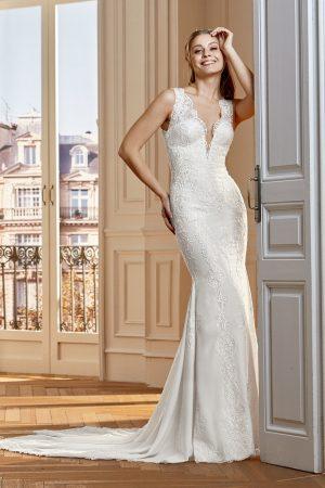 Vestido de novia Trocadero