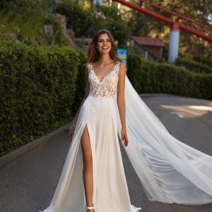 Vestido de novia Ama