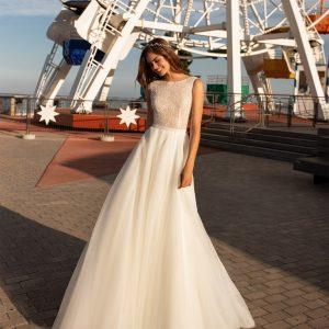 Vestido de novia Gloria
