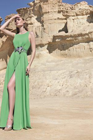 vestido de fiesta Sonia Peña 1200107