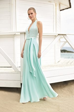 Vestido Miss Sonia Peña 1203001
