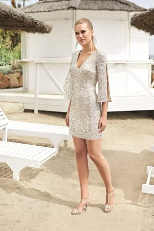 Vestido Miss Sonia Peña 1203021