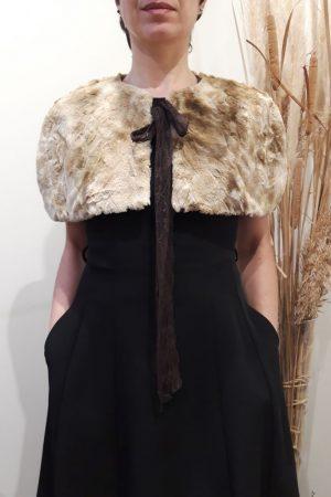 abrigo fiesta